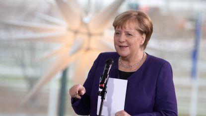 Merkel praat met nieuwe leiders van Duitse sociaaldemocraten over koers regeringscoalitie