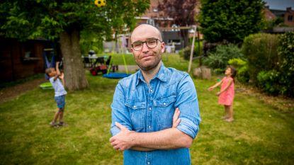 Leander Verdievel (38) wachtte tien jaar op kinderen en schreef tragikomisch boek over zijn onvruchtbaarheid