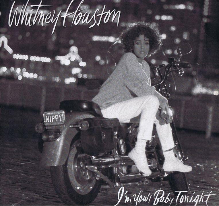 Albumcover van I'm Your Baby Tonight Beeld rv