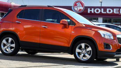 GM schrapt Australische merk Holden