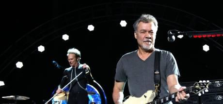 Collega's en bekenden reageren op overlijden Eddie van Halen: 'Mijn hart is gebroken'