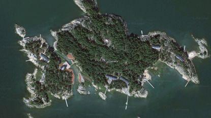 Finnen breken zich het hoofd: waarom legt een steenrijke Rus aanlegsteigers en een helipad aan op een van hun eilanden?