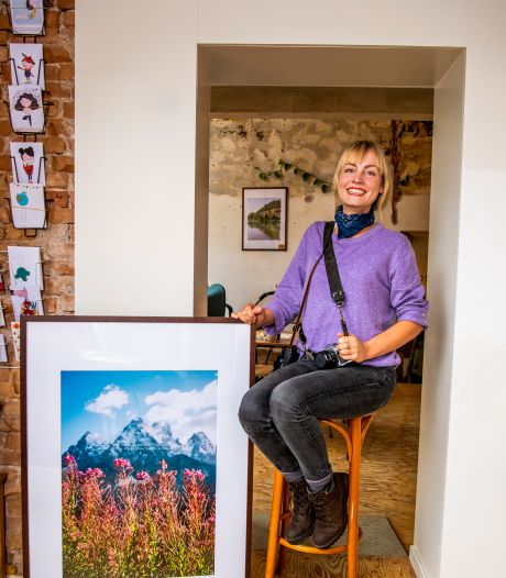 Hoe Chantal Lindsen zichzelf terugvond door de Franse bergen én de oude camera van haar moeder