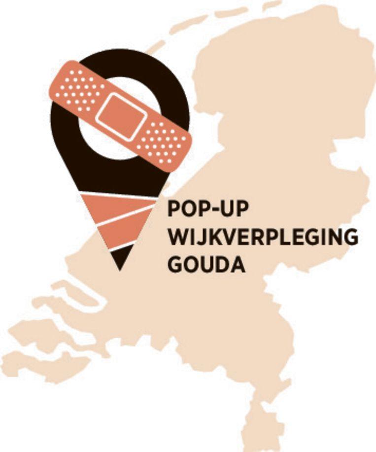 De pop-upredactie van Trouw strijkt deze week neer in Gouda Beeld Sander Soewargana, Trouw