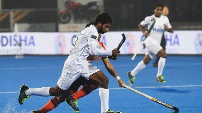 Red Lions nemen het in barragematch op tegen Pakistan, dat niet opgewassen is tegen Nederland op WK hockey