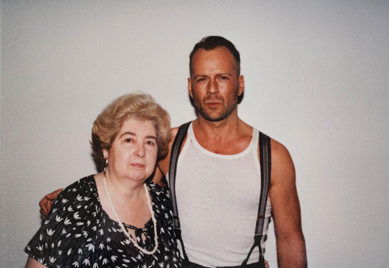 Met Bruce Willis.