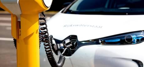 Al die parkeerplaatsen voor elektrische auto's zorgen in Den Bosch óók voor protest