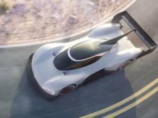 Volkswagen wil beroemdste heuvelklimwedstrijd ter wereld winnen met deze elektro-auto