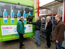 Bus op waterstof in het Groene Hart laat op zich wachten