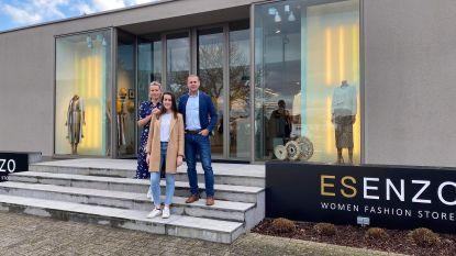 """Dameskledingzaak Esenzo opent zesde winkel op twaalf jaar tijd: """"Klanten weten dat ze van top tot teen worden aangekleed"""""""