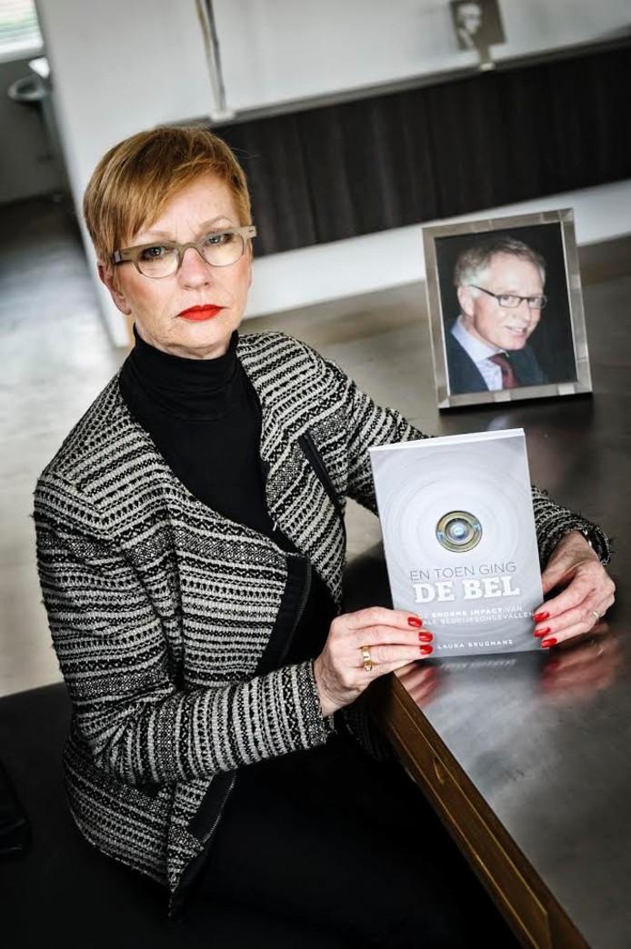 """De 58-jarige Alblasserdamse, die opgroeide in Drunen, heeft een missie: """"Bij geweldsmisdrijven en verkeersongelukken staat Slachtofferhulp tenminste nog voor je klaar."""""""