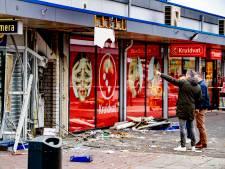 Geldautomaten 's nachts buiten werking om plofkraakrisico