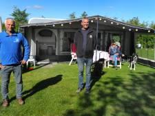 Winterkamperen bij Veerse minicamping mag voor één keer