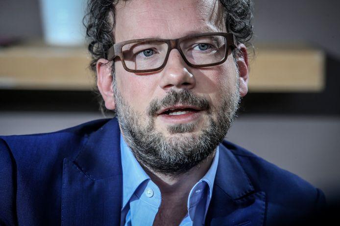 Professor politicologie Dave Sinardet