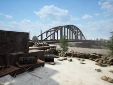 In dit simulatiespel waan je jezelf in het Arnhem van de Tweede Wereldoorlog
