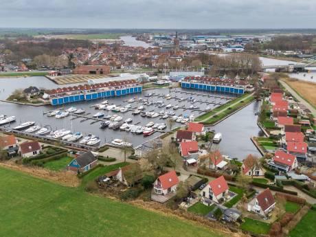 Permanent wonen mag niet in De Molenwaard in Hasselt, maar niemand wordt huis uit gejaagd