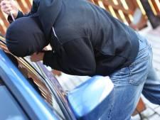 Auto-inbrekers slaan hun slag in buitenwijken
