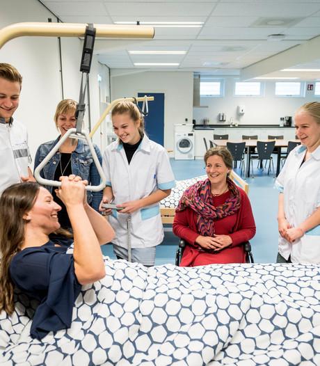 Nieuwe mbo-opleiding Rijssen: vanuit het hart kiezen voor de zorg