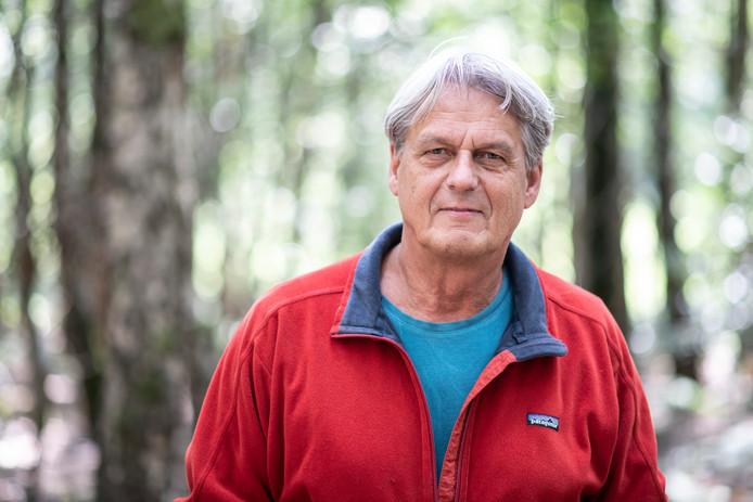 Paul Klinkenberg op de Duivelsberg.