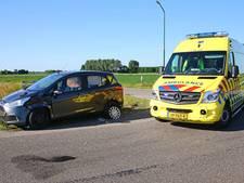 Weer aanrijding op kruising Huizenbeemdweg-Gewandeweg in Oss
