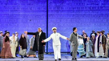 """Fenomenaal"": openluchtmusical 'Titanic' in première"