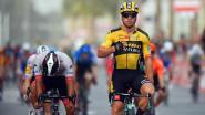 Groenewegen wint koninklijke sprint in UAE Tour, Yates blijft leider