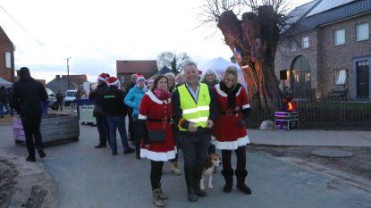 Kerstmarkt aan de lindeboom
