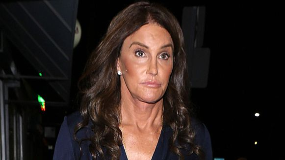 De bekende Amerikaanse transgender Caitlyn Jenner, voorheen Bruce.