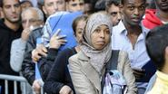 Meer dan 1.000 asielzoekers in de rij bij Vreemdelingenzaken in Brussel