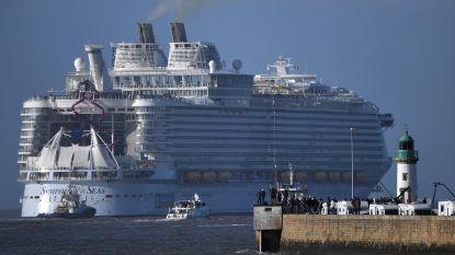 Amerikaan (27) springt voor de lol van elfde verdieping van een cruiseschip