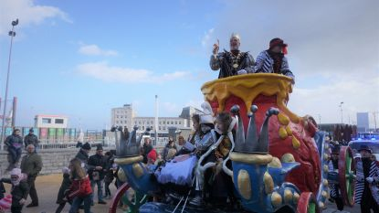 Carnaval volledig afgelast door storm