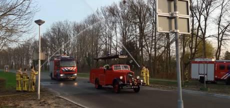 Bijzondere herdenking voor brandweerman Marco (49) uit Borculo