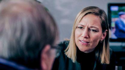 """Vanavond keert Liesbeth terug in 'Familie': """"Het gaat vuurwerk geven"""""""