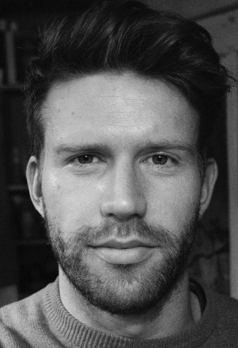 Mathijs Gomperts is vechtsporter en filosoof. Beeld null