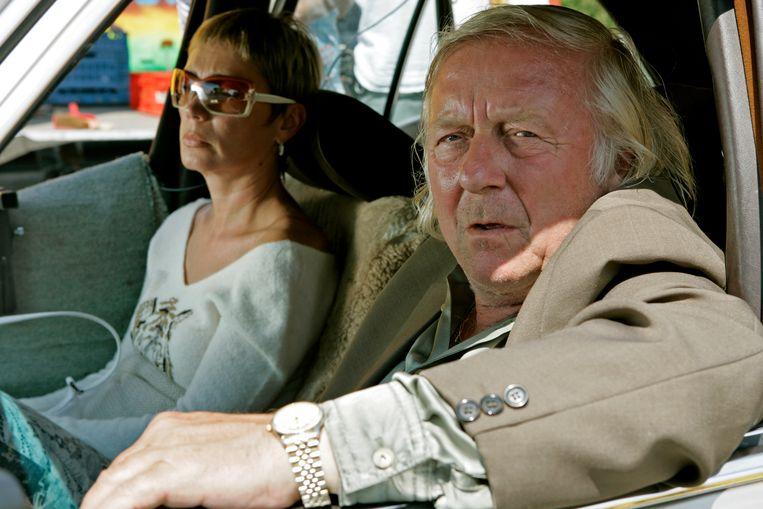 Aart Staartjes in de dramaserie Waltz, 2005. Beeld ANP Kippa