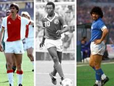 Poll | Wie was de beste voetballer ooit?