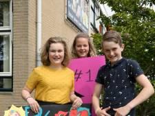 Leerlingen De Maat uit Ommen rookvrij naar bioscoop én Efteling