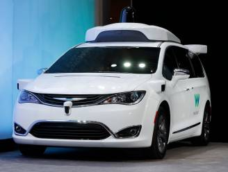 Google aan kop in de race om de zelfrijdende auto