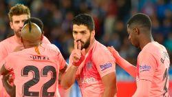 Landstitel morgen al een feit? Barcelona wint met Messi als invaller makkelijk van Alavés