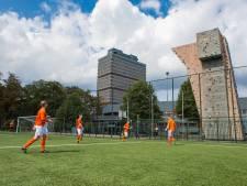 Voetbalclubs Nijmegen vragen gemeente om huur tijdelijk stop te zetten