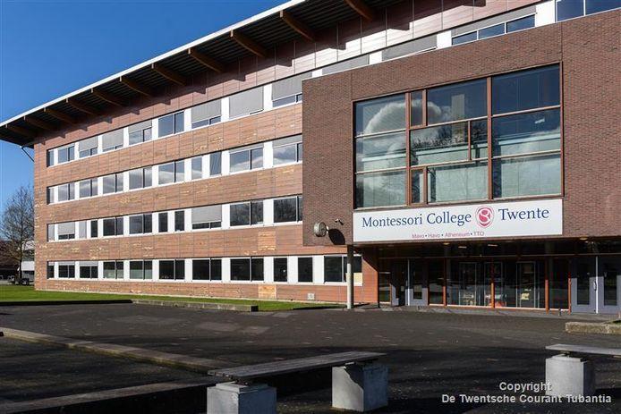 Het Montessori College Twente in Hengelo