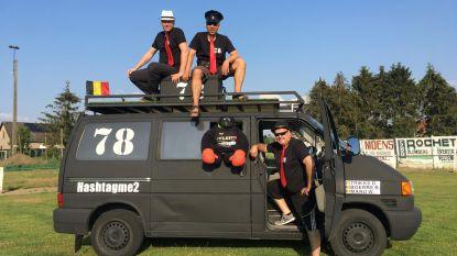 Drie regiogenoten nemen deel aan Budapest Rally