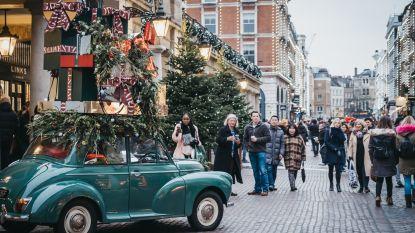 Kerst vieren in Londen? Dit zijn de beste adresjes volgens merkstrateeg en local Senta Slingerland