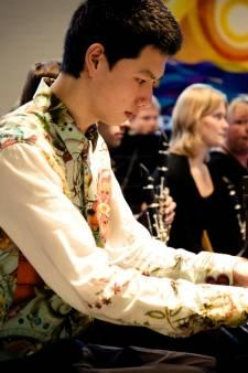 Culemborgs pianotalent Martin Oei mag als eerste afstuderen voor een - klein - live publiek