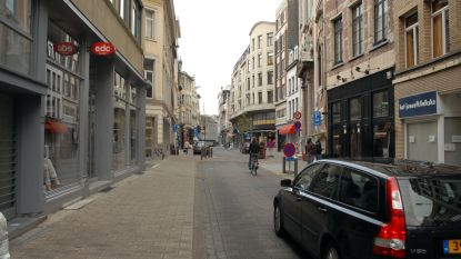 Kammenstraat autovrij tijdens koopjesperiode