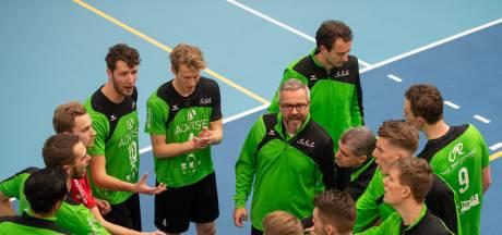 Apeldoornse volleyballer Boekhoudt komt bij SSS de eredivisie binnen