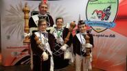 CARNAVAL HALLE: Orde van Hofmaarschalken en Hofdames lanceert de duurzame scepter