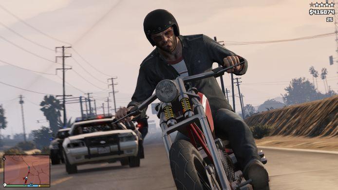 Image d'illustration de Grand Theft Auto