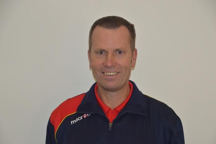 Koewacht-coach Serge Martinu.