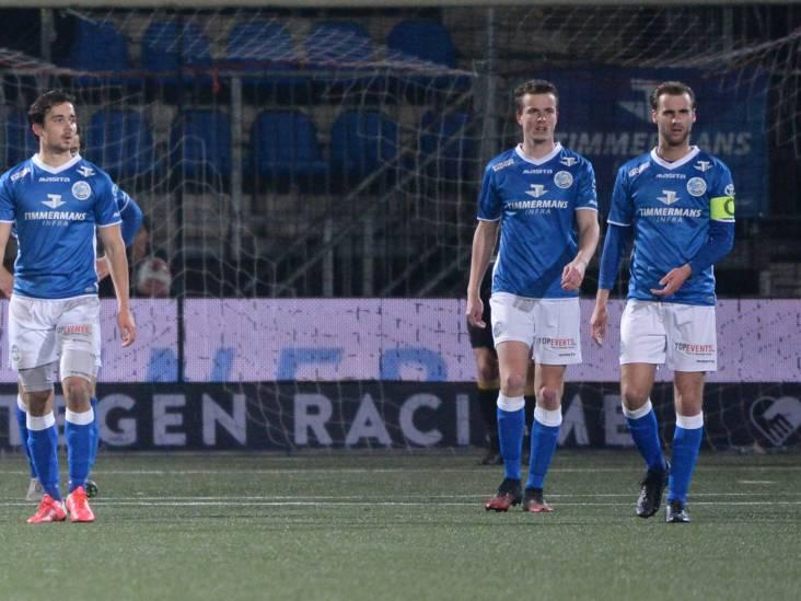 FC Den Bosch besluit rotweek met nederlaag